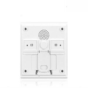 Image 5 - Freies Aliexpress Verschiffen 433MHZ Drahtlose WIFI Home Security Alarm System IOS/Android APP Fernbedienung Touch Tastatur SIM alarm