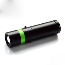 Наружный аварийный ручной фонарик ручной зарядки светодиодный ручной фонарик (COLOR RANDOM SEND)