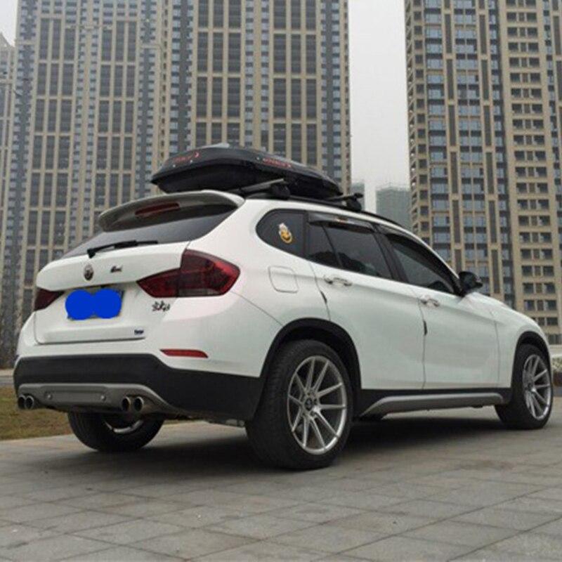 For BMW X1 E84 2011 2012 2013 2014 2015 Rear Spoiler ABS