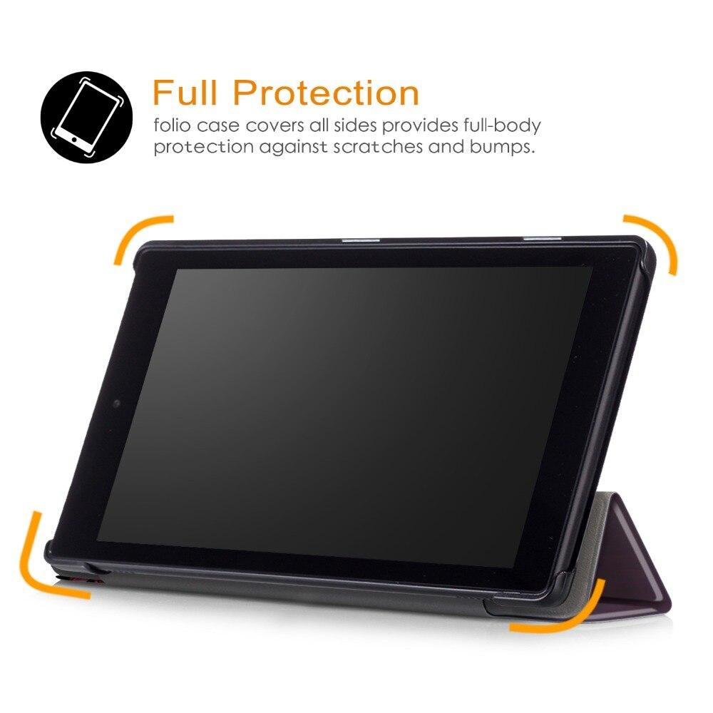 Sıcak Desen Fouda Lenovo tab 2 a10-70 için kılıf 10.1 ablet kapak - Tablet Aksesuarları - Fotoğraf 3