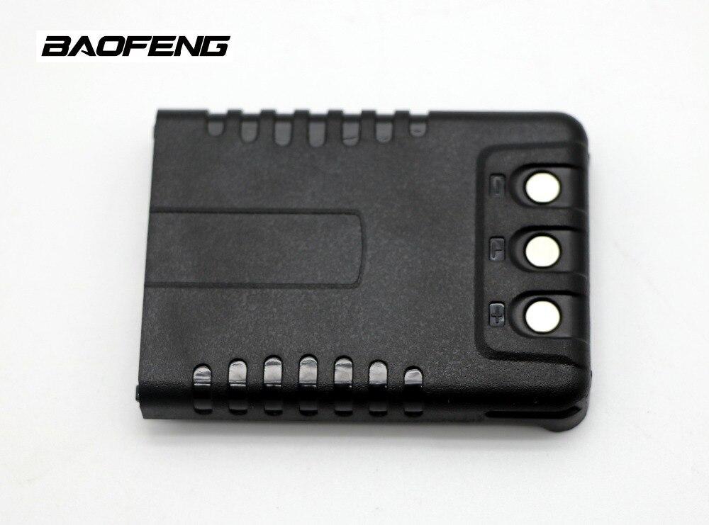 Baofeng UV-3R Plus walkie talkie Battery 3.7V 1500mAh Li-ion Spared UV3R+ Battery for Pofung UV 3R+ Portable radio