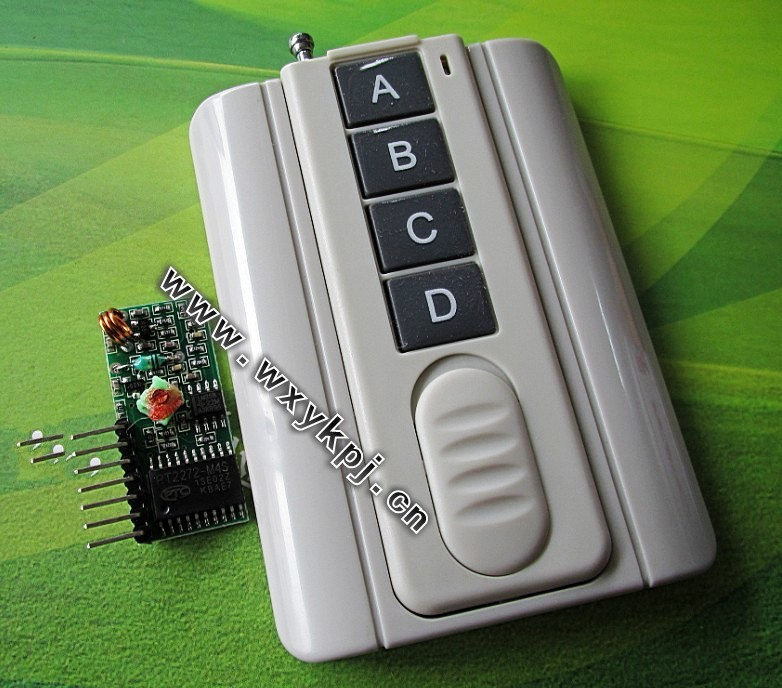 Free shipping RF wireless Transmitter and Receiver Module ASK AM remote control&receiver dhl free shipping wireless lcd dmx transmitter and receiver signal to wireless lights