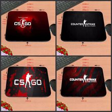 Mairuige New Arrivals DIY Luxury print Computer Speed Mouse Pads CS GO Gaming Mouse Pad Rubber Gamer Soft Comfort Mouse Mat(China)
