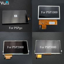 YuXi Сменный ЖК-дисплей для sony psp Go 1000 2000 3000 psp go ЖК-экран