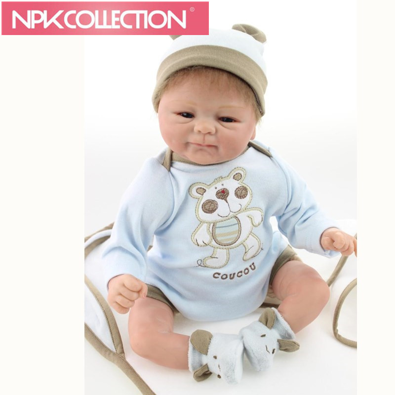 Bebe Reborn Babies Silicone Reborn Dolls Realistic Supernatural Babies Toys for Girls Lifelike Reborn Babies Birthday Gift Hot