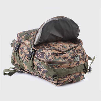 20-35L Large Capacity Leisure Oxford Men\'s 3D Attack Assault Backpacks High Quality Military Army Style Camouflage Bag Z135