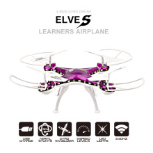 E T RC Drone F504 LED 2.4 Ghz RC Quadcopter Drone Headless Mode Un Retour Key RC hélicoptère Passe-Temps Jouets