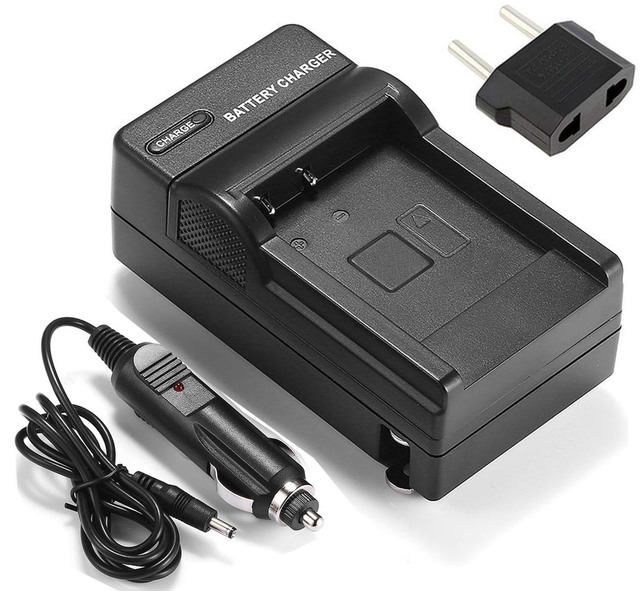 GZ-MG50 GZ-MG70 Digital Camcorder GZ-MG40 LCD USB Battery Charger for JVC Everio GZ-MG30