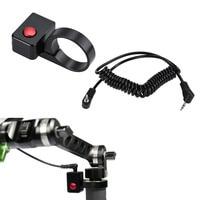 Tüketici Elektroniği'ten Yedek Parçalar ve Aksesuarlar'de LANC uzaktan kumanda alıcısı anahtarı kutusu BMCC Blackmagic BMPCC BMPC kamera LANC 01
