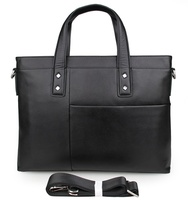 J. м. d 100% Пояса из натуральной кожи Для Мужчин's Портфели Мода ноутбук сумка 7329a