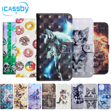 Flip Book Case For Coque Samsung Galaxy J5 2016 Cute Cat Panda Leather Wallet Phone Cover For Samsung J5 2016 J510 Case Etui цена и фото