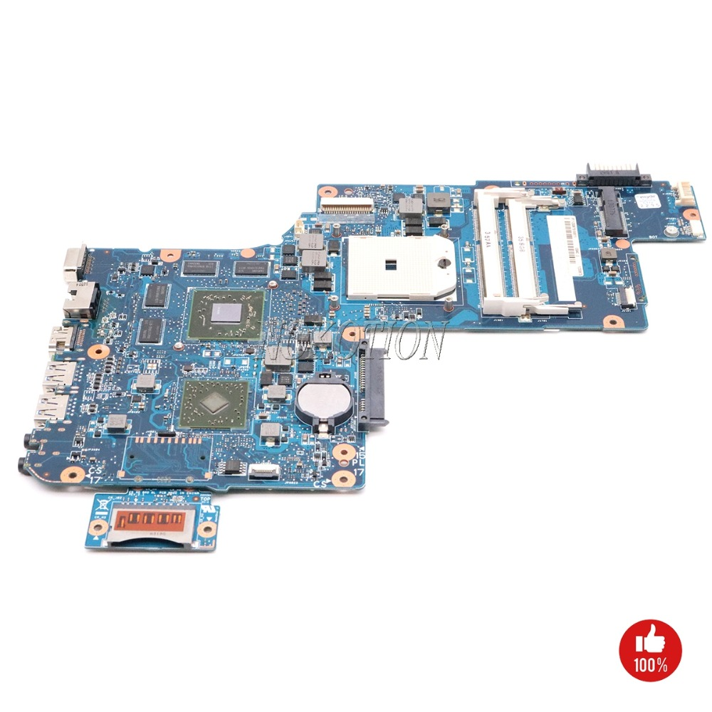 H000043590 H000041580 for toshiba satellite L870D C870 C870D laptop motherboard 17.3 ATI Graphics PLAC CSAC DSC Main board original plabx csabx uma main board h000043610 for toshiba c870d c875d laptop e2 1 7g processor m3l system integrated graphics