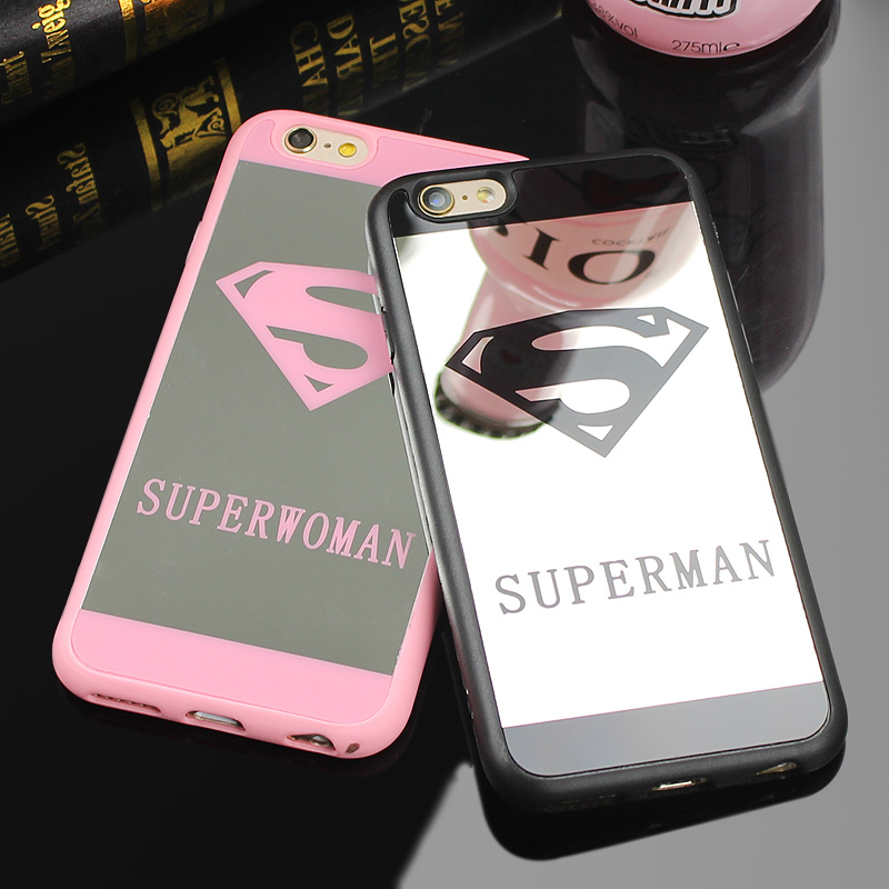 coque superman iphone 7 plus
