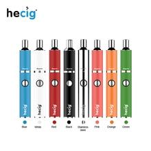 Orighnal Hecig Big Hero Dry Herb Vaporizer Pen VS Yocan Magneto Wax Pen Vaporizer Smoking Device 0.8ohm Atomizer Coils цена