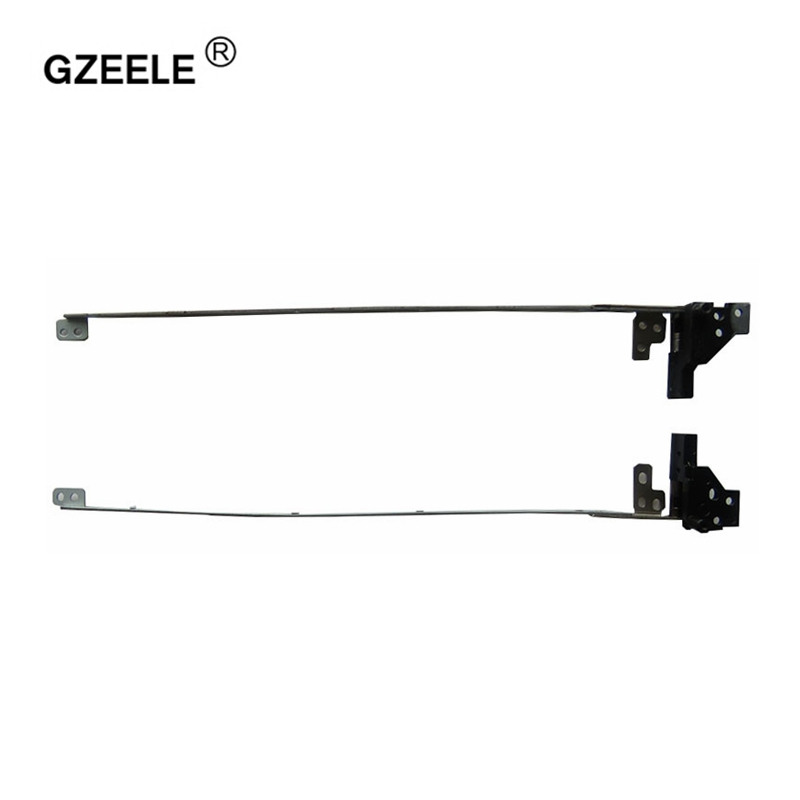 GZEELE New Lcd Laptop Hinges For ACER For Extensa 4630 4230 /Aspire 4330 4335 4730 Series P/N:L AM048000600 R AM048000700 R & L