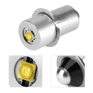 Image 4 - 2PCS P13.5S Base PR2 High Power LED Upgrade Bulb for Maglite, Replacement Bulbs Led Conversion Kit Fot C/D Flashlights Torch