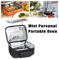 Personal Portable Electric Oven Electric Lunch Box Mini Ma c Hot Logic Food Tote Picnic Camping