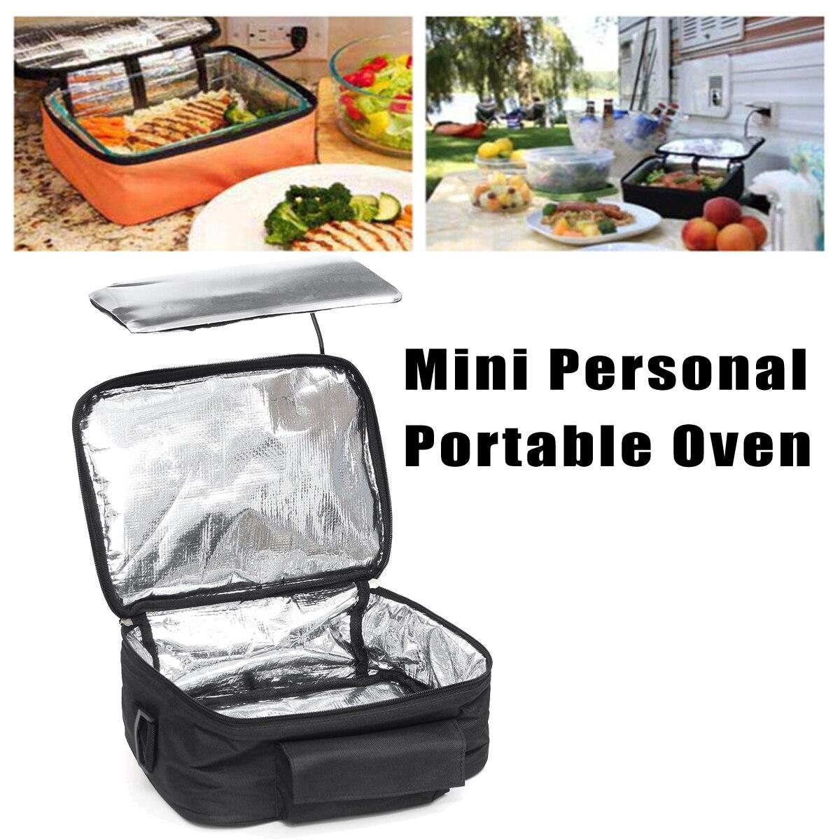 Personal Portable Forno Elettrico Elettrico Lunch Box Mini Ma c Calda Logica Cibo Tote Picnic Campeggio