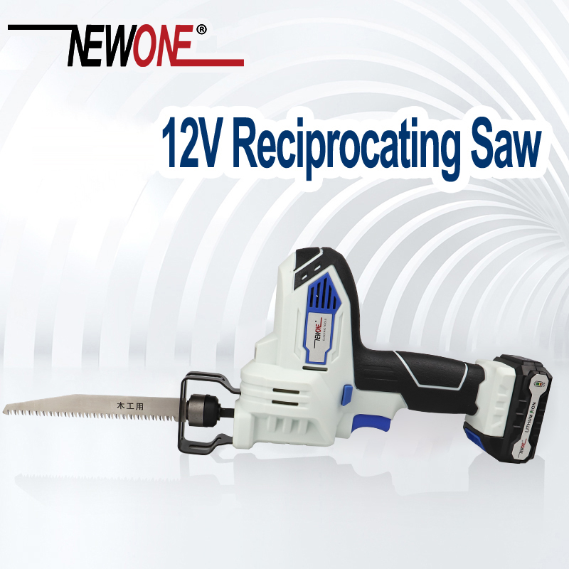 12V Portable Charging Reciprocating Saw Electric Saber Saw for wood mutifunctional power tools with lithium battery