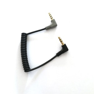 Image 5 - Ulanzi 3.5mm TRS to TRRS Patch Cable Adapter for RODE VideoMicro VideoMic Go BY MM1 Microphone to iPhone 6 5 Android Smartphone