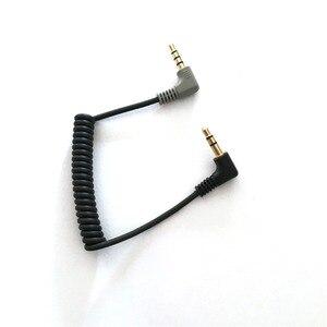 Image 5 - Ulanzi Adaptador de Cable de conexión TRS a TRRS, 3,5mm, para VideoMicro RODE, micrófono Go BY MM1, para iPhone 6 5, teléfono inteligente Android