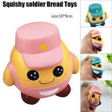 Soldier Bread Phone Straps Slow Rising