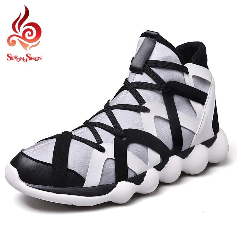 2015 Massage Mens Trainers Shoes Casual Flat Shoes Men ...