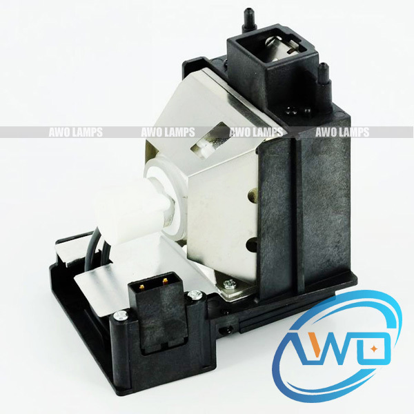 AN-D400LP Compatible bare lamp with housing for SHARP PG-D3750W PG-D4010X PG-D40W3D PG-D45X3D;XG-D537WA XG-D540XA projector стоимость