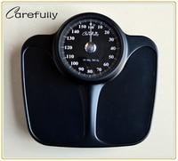 Новое поступление, напольные весы для ванной комнаты, бытовые весы для тела, бариатрические точные весы пружинные Весы механические весы 160