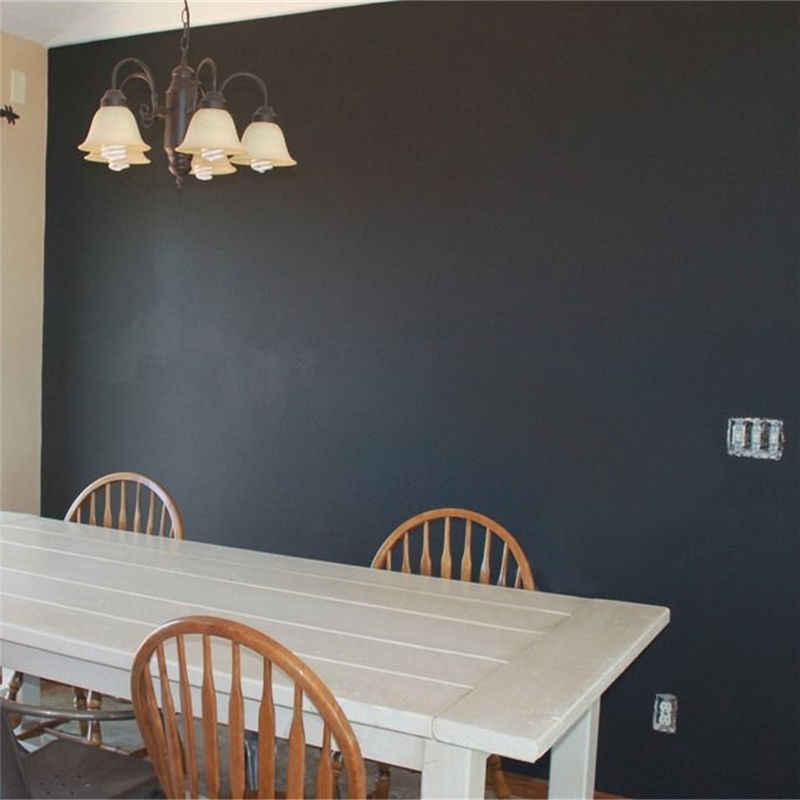60*200 см 1 шт. съемный мел доска Blackboard наклейки виниловые нарисованные декоративные настенные наклейки художественная Доска стикер на стену для детских комнат