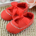 Baby Girl Princess Prewalker Shoes Soft Sole Shoes Infant Rhinestone Crib Shoes First Walkers Girl Toddler Shoes LD789