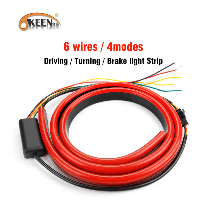 Enjoyable Detail Feedback Questions About Okeen Car Additional Stop Light Wiring 101 Capemaxxcnl