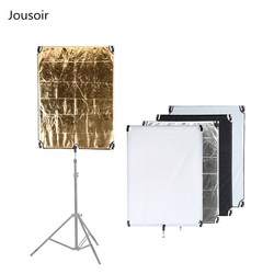 Reflector 35X45 5 in1 Collapsible Multi Disc Light Reflector Diffuser for Photography Studio shooting  CD50A