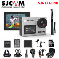 Notavek 96660 SJCAM SJ6 Legend Wifi ActionCamera 4K 24fps Gyro 2 0 Touch Sport Camcorder Diving