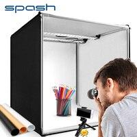 spash M60II Portable Photo Studio Light Box 60cm Softbox Photo Box 48W CRI92 Lightbox Tent for Jewelry Toy Product Photography