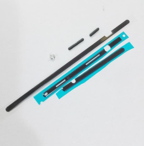 Noir/Blanc 100% Ymitn D'origine Logement Pour Sony Xperia M2 S50H D2303 D2305 côté Bandes volume bouton caméra boutons