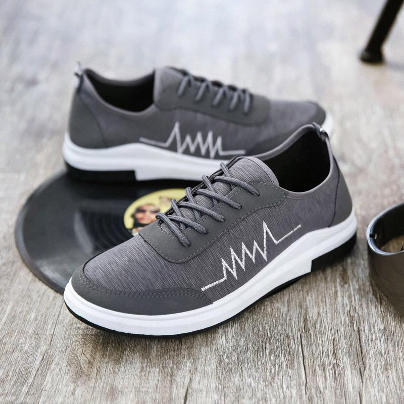 2017 New Fashion Leisure Canvas Shoes Fashion Shoes Men