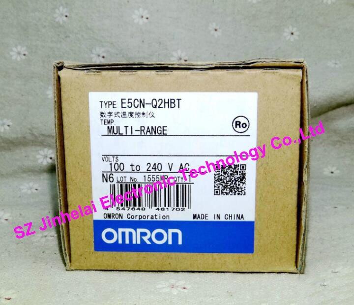 все цены на  100% New and original  E5CN-Q2HBT  OMRON  DIGITAL CONTROLLER   AC100-240V  онлайн