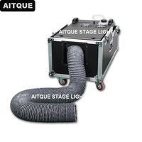 Disco lights stage fog machine smoke machine equipment 3000w Low fog machine water based