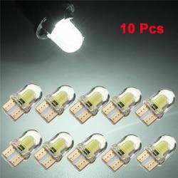 10x LED W5W T10 voiture Instrument lumière lumières intérieures pour Mitsubishi Outlander 3 Lancer 10 9 Asx L200 Pajero Sport Carisma Colt