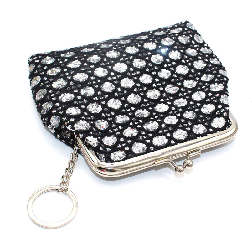 Bags For Women 2019 New Small Purse Zip Wallet Lady Coin Case Bag Handbag Female Clutch Coin Purse B1
