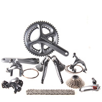 Shimano ULTEGRA 6800 2x11 22S Speed 50/34 53/39 170mm 172.5mm Road Bicycle Groupset Derailleur Kit