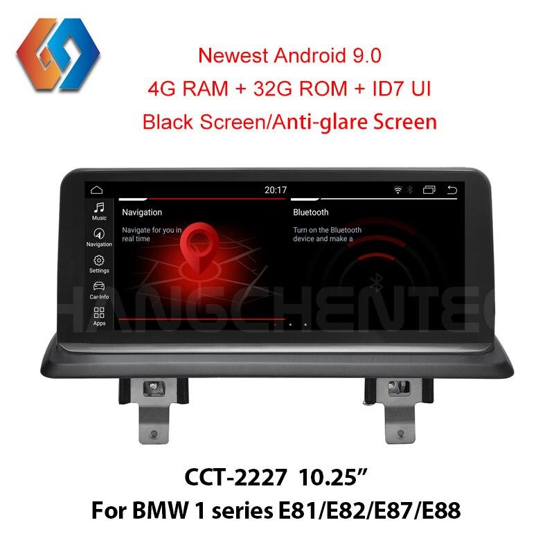 10.25 Tela de Toque Carro Android Para BMW Série 1 E87 Multimídia GPS Auto Rádio Bluetooth Wi-fi Controle de Volante Estéreo 27