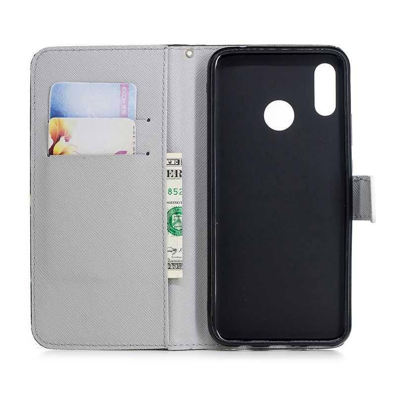 Redmi go s2 6 pro nota 7 Note 9 9s 8t 7a 6a 8a luxo carteira de couro do caso da aleta para xiaomi mi a2 8 lite 9 9t a3 telefone capa coque