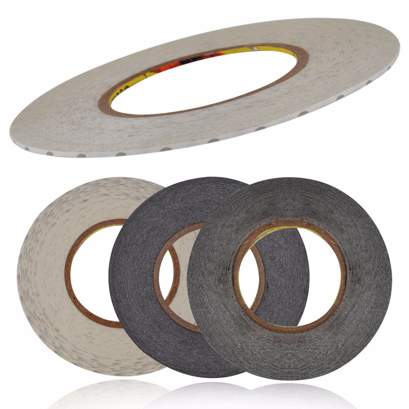 25M//Roll 10mm for 3M Double Sided Tape 3M Adhesive Tape for iphone//ipad//HTC phon