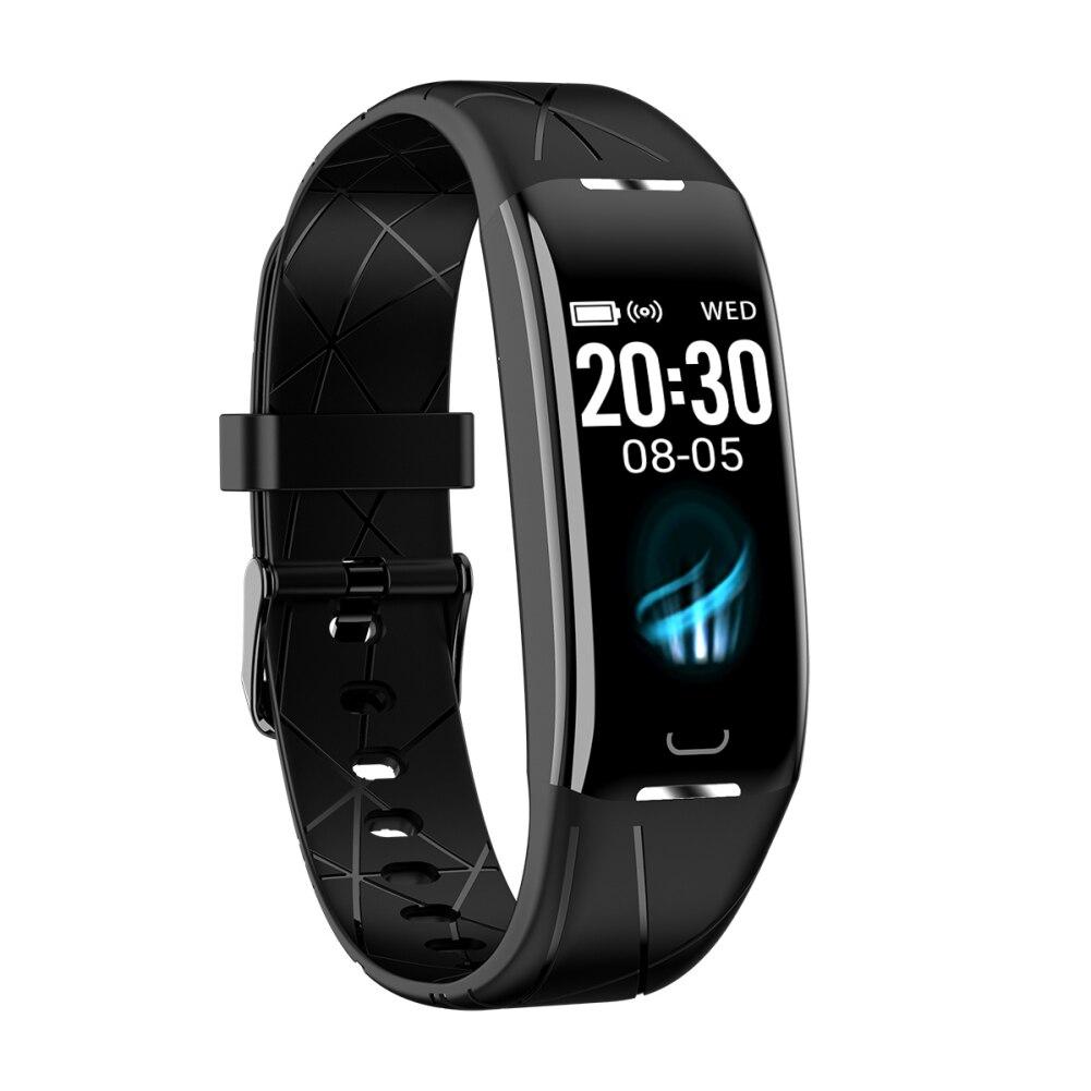 Z21plus Heart Rate Tracker Smart Bracelet Sport Modes Phone Information Reminder IP68 Waterproof Smart Wristband relogio pulseira de corrida monitor cardíaco m3 preto