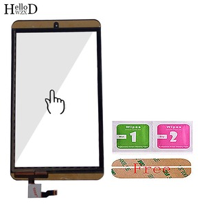 Image 5 - 8 Touch Digitizer For Alcatel One Touch POP 8 P320X P320 Touch Screen Touch Panel Lens Sensor TouchScreen Tools 3m Glue Wipes