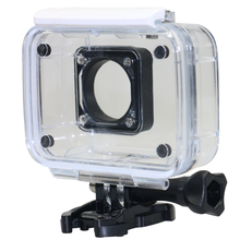 F18275/9 Diving 45m deep Waterproof Underwater Protective Housing Case Transparent for Xiaoyi/Xiaomi 4K Action Sports Camera II2