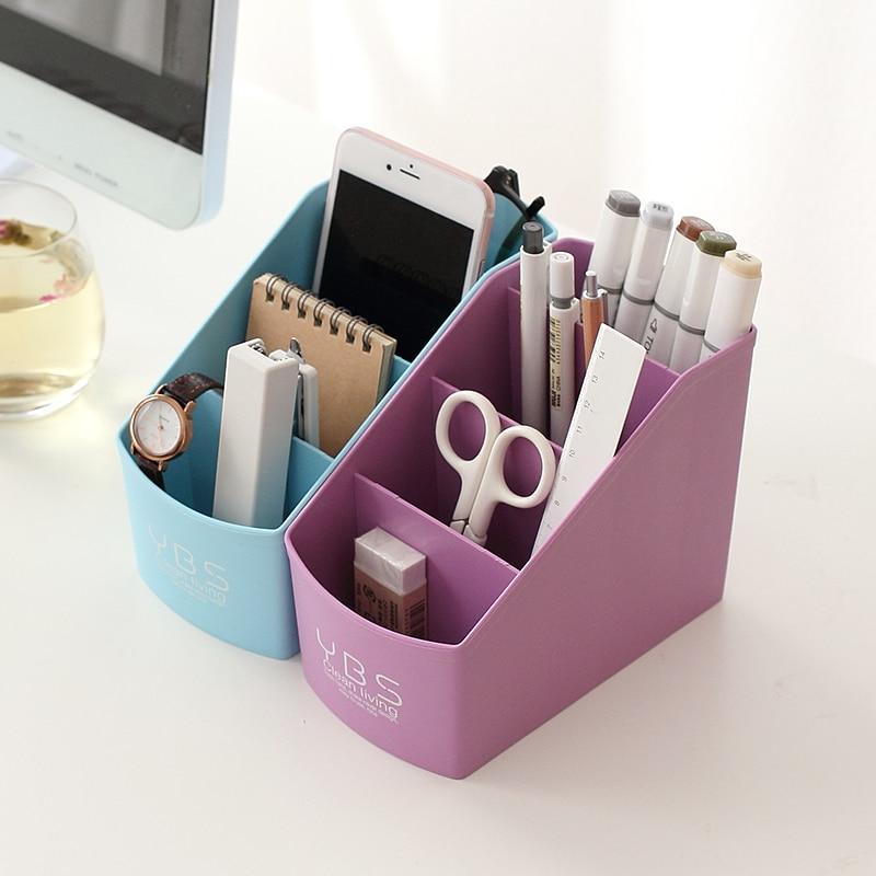 Opbergdoos make-up organizer Desktop grote capaciteit - Home opslag en organisatie - Foto 3