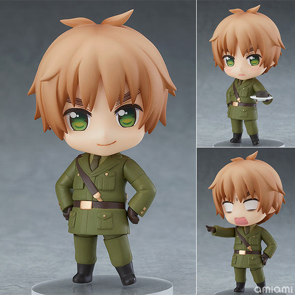 Axis Power Hetalia Character UK Arthur Kirkland Cute Kawaii 10cm Action Figure Toys